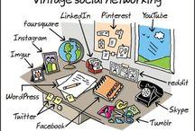Angol social media, egyéb