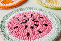 Crocheting tutorials and ideas / New inspirations and tutorials for crocheting projects