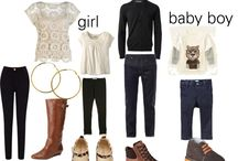Fall photo outfits / by Mary Johnson