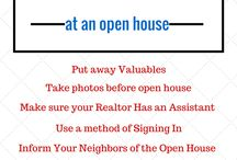 Real Estate Corner / Information about real estate related topics, from open houses, to selecting your Realtor®.
