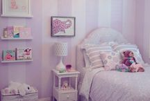 Girl's rooms