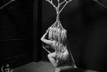Garth Knight / The beautiful rope and photographic art of Garth Knight