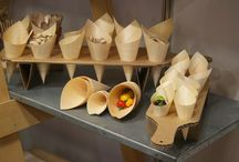cone presentation & packaging