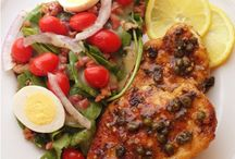 paleo main dish chicken