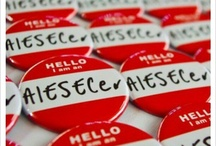 I'm an AIESECer! ♥ / by Annette Irina