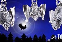 Halloween charms / halloween| charms| pendants| sterling silver| ledile
