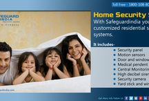 Home Alarm System / Safeguard India is the leader in Smart Home Security, giving you solutions to monitor service, protect and automate your home. Keep your Home and loved ones Guarded with Professionally Monitored Smart Home Security.  @safeguardindia #safeguardindia @homealarmsystem #homealarmsystem @sgi #sgi