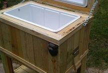 Cooler box idea