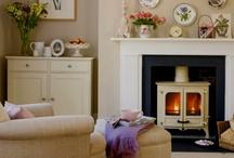 Woodburning Stove/Fireplace