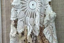 Lace vests