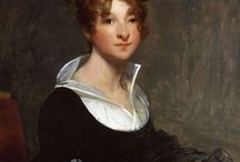 American Painter - Gilbert Stuart