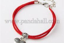 suede cord bracelete