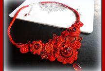 SUTASZ/SOUTACHE / Biżuteria, którą tworzę z ogromną pasją. Więcej na www.reczniestworzone.blogspot.com