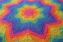 crochet makes happy / crochet