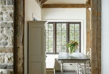 Traditional Log Cottage Floor Plans With Chinking