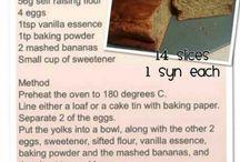 sw banana cake