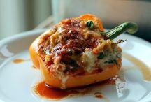 Gluten free savoury delights