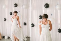 Blue, Gold, White, and Black / Wedding & Party Inspiration / by Ju.Lee Collection
