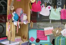 Craft displays
