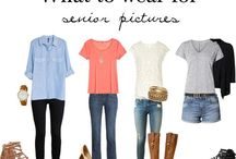 outfit ideas for senior girls