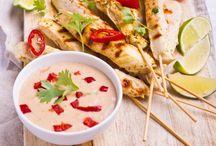 FantAzja w Kuchni! / Zapraszamy do świata Kuchni Azjatyckiej! Razem z nami odkryj różnorodność barw, bogactwo aromatów i idealną harmonię kuchni azjatyckiej. Poznaj przepisy, które wprowadzą Cię w fascynujący, orientalny świat smaków.