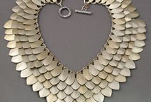 Scale maille / Tutorials and pictures / by Galadryl Jewelry Design