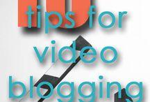 Vlogging inspo