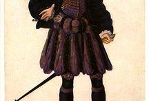 Landsknechten 1580