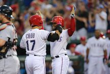2015 Magic Number Countdown / by Texas Rangers
