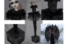 Dolls sculpture