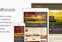 Joomla / Nulled Joonla Templates Download