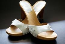 Wooden Sandals / Wooden Sandals, Mules, Slides.
