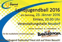 Live 2016 / Hier gibts es Bilder von Live Auftritten, Veranstaltungsankündigungen, Poster, Flyer, Plakate, der Band Die Babenberger - A wüde Volksmusik aus dem Jahr 2016