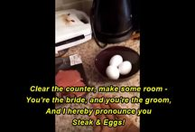 This Guy's Made-Up Disney Song About Steak & Eggs Is Better Than 'Frozen'