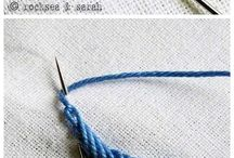 {Embroidery - Broderi}