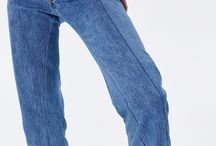 jeans & panties