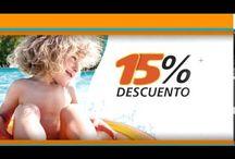 Promociones / En este tablero te contamos las promociones disponibles para la piscina propia!