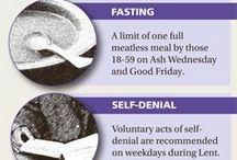 Lenten Fasts
