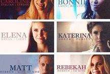 Vampire Diaries / Tv Show