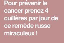 Prévention cancer