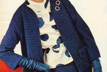 Sixties Fashion / by Creative Cornucopia