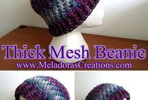 Crochet - macrame