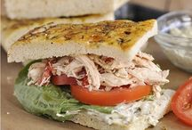 Recipes | Sandwich