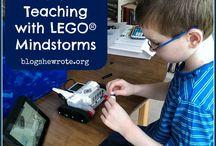 Lego mindstorn