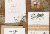 design ~ invitations