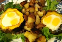 Breakfasts that satisfy and delight / At Centennial House B&B in Northfield, MA we strive to offer healthy, hearty breakfast fare that is as filling and fun to taste as it is to see.