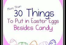 Easter treats and crafts / by Honest Mom - JD Bailey
