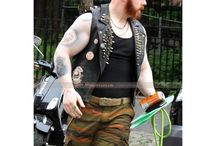 TMNT 2 Sheamus Spiked Vest