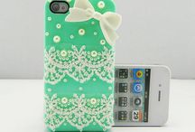Phone cases / by Ayana Thompson