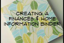 finances / by Sandi Morris
